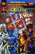 All New Exiles Vs. X-Men Vol 1 0