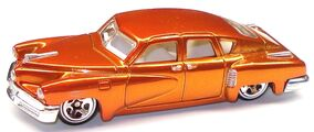 Tucker classic orange