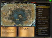 World map PTR