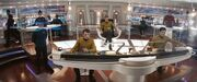 Kirk as Captain