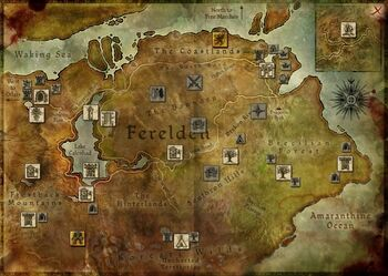 Map - World