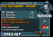 38 sv2 incendiary savior*
