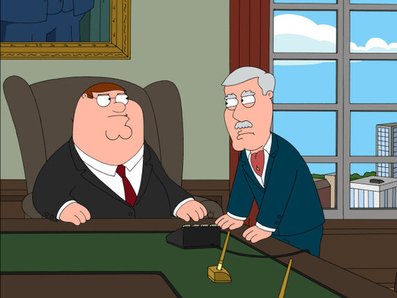 Family Guy Season 8 Episode 20 Something, Something, Something, Dark Side