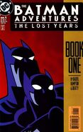 Batman Adventures The Lost Years 1