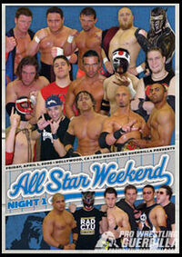 PWG All Star Weekend (Night One)