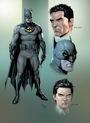 Batman Bruce Wayne