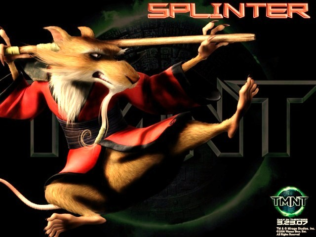 Splinter Tmntpedia