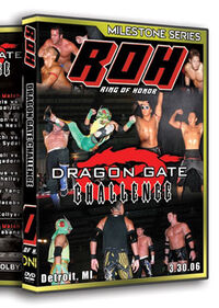 ROH Dragon Gate Challenge