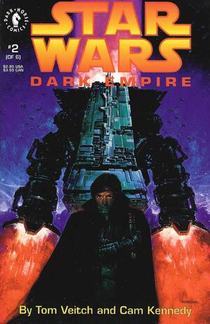 Star Wars Dark Empire Vol 1 2
