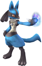 Lucario Brawl