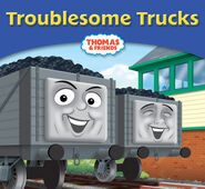 MyThomasStoryLibraryTroublesomeTrucksbook
