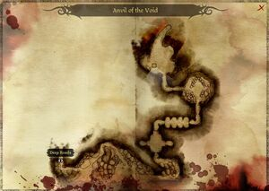 Map-Anvil of the Void