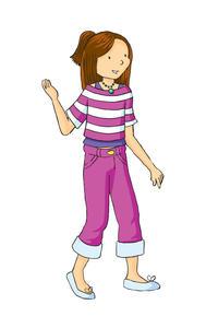Kirsty Tate Rainbow Magic Wiki