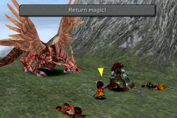 FFIX Return Magic
