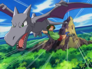 EH15 Aerodactyl volando