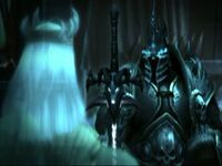 The Lich King and Terenas