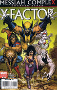 X-Factor Vol 3 26 Variant Silvestri