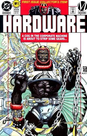 Cover for Hardware #1