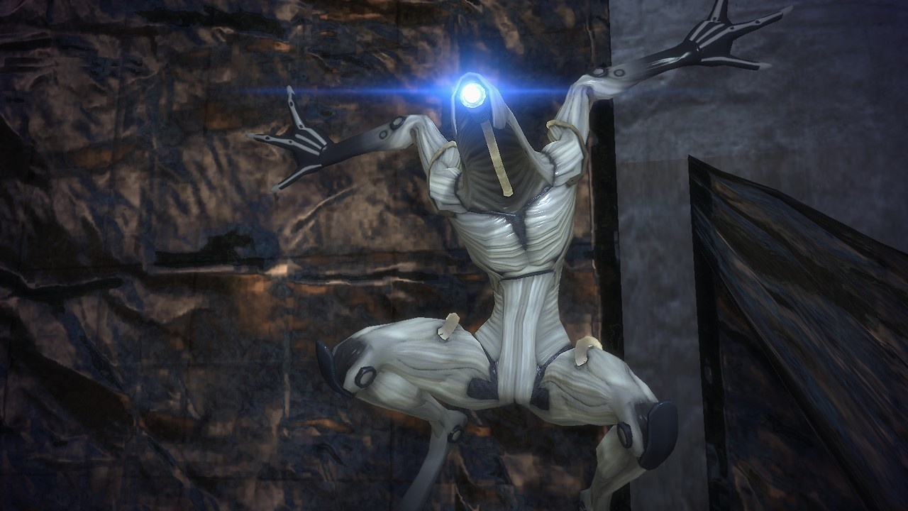Mass effect 2 rewrite or destroy the heretics?