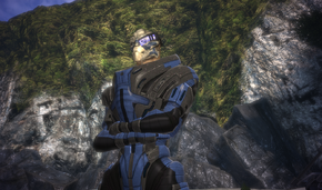 Virmire Garrus Salarian Camp