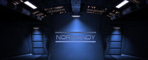 Normandy - Navigation&#39;s Deck