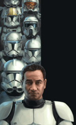Clone troopers trevas