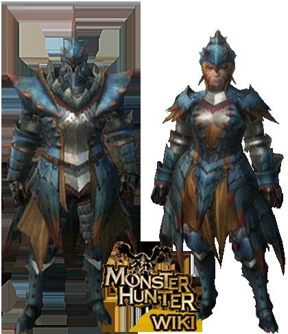 [TOPIKUNIK]Les plus belles armures - Page 2 Lagiacrus-Blademaster