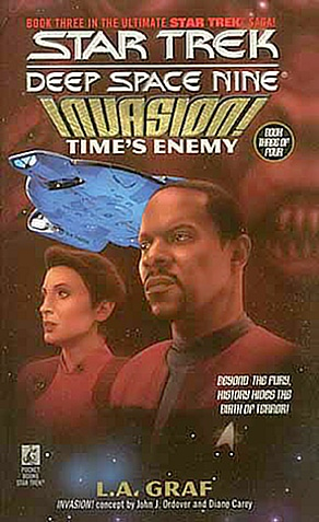 Star Trek DS9 - 16 - Invasion 3 - Time's Enemy