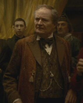 Horace Slughorn Slug Club Christmas Party.jpg