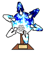 Snowninja Snowflake Award