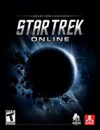 Star Trek Online collector&#39;s cover