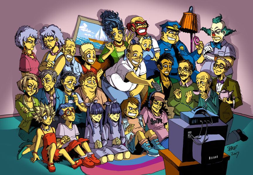 Os Simpsons  Par  Dias   Imagens   Wikisimpsons