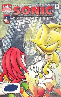 Archie Sonic the Hedgehog Issue 84