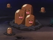EP031 Diglett y Dugtrio