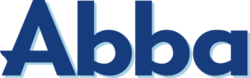 Abba logo old
