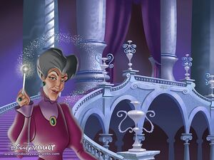 Lady Tremaine Wallpaper