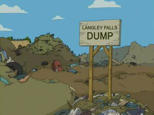 Langley Falls Dump