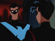 Nightwing and Robin