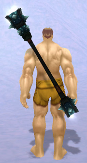 Lightning Giant Staff