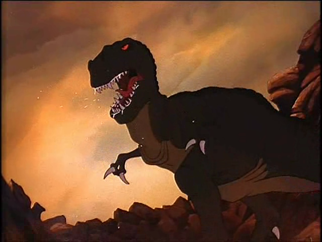 The Land Before Time Sharptooth