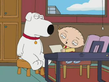 Family Guy I Want You