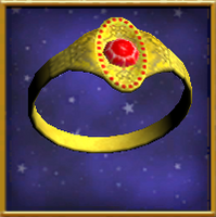 Meowiarty's Brilliant Ring