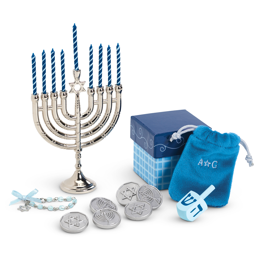 Girls Gift Sets on Hanukkah Gift Set   American Girl Wiki