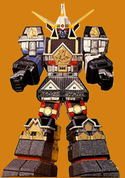 Shogun megazord 2