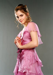 Emma Watson as Hermione Granger (GoF-promo-05)