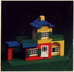15-Large House Set