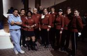 Star Trek VI Cast