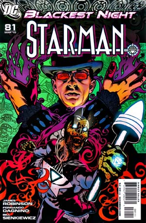 Cover for Starman #81