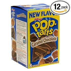 Frosted Caramel Chocolate - Pop Tarts Wiki