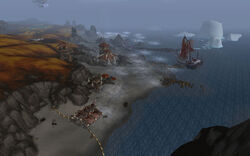 Garrosh&#39;s Landing area